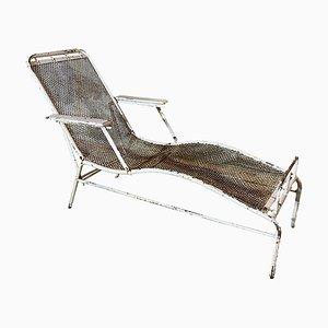 Chaise longue de Pol Abraham y Henry Jacques Le Même para Martel de Janville, 1937