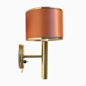 Vintage Danish Brass Sconce from Svend Mejlstrøm, 1970s