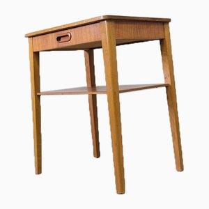 Teak Nachttisch von Björkås Möbelfabrik, 1960er