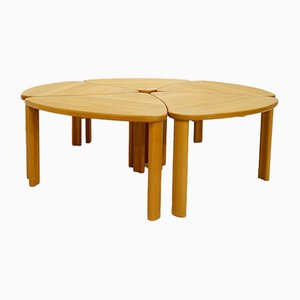 Side Tables from Snedkergaarden, 2005, Set of 5