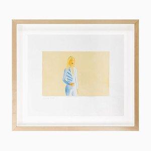 Alex Katz, Sissel, 2006, Color Aquatint