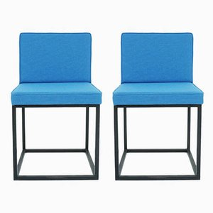 Schweizer Architekturstühle von Kurt Thut, 1960er, 2er Set