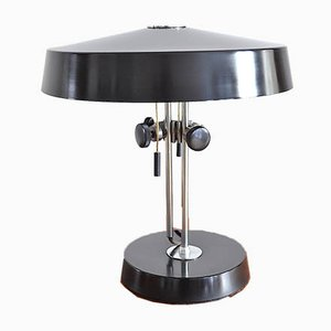 Technical Table Lamp from HELO Leuchten, 1960s