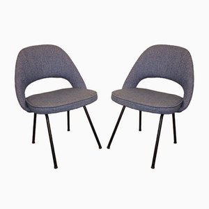 Conference Chairs by Eero Saarinen for Knoll Inc. / Knoll International, 1960s, Set of 2