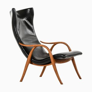 Easy Chair by Frits Henningsen, Denmark