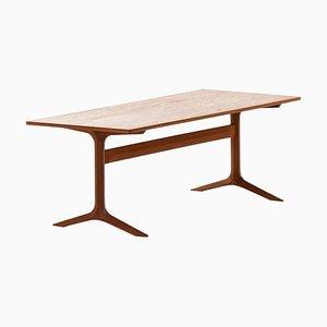 Model Silverline Coffee Table by Peter Hvidt for France & Son, Denmark