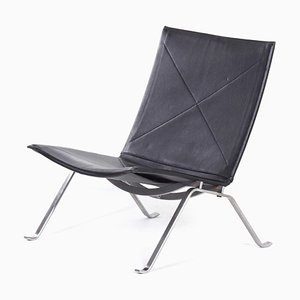 PK22 Lounge Chair by Poul Kjaerholm for Fritz Hansen, 1998