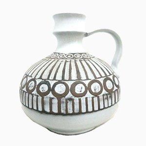 Vaso Mid-Century in ceramica, Svezia, anni '60