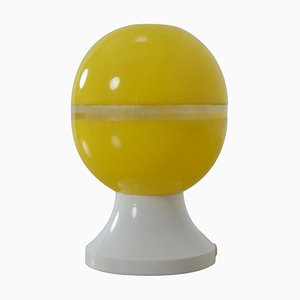 Mid-Century Plastic Table Lamp, 1970s