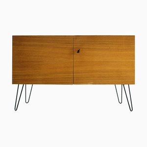 Mid-Century Teak Sideboard from Sem, Switzerland, 1960s