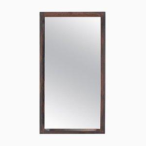 Solid Palisander Mirror, 1960s