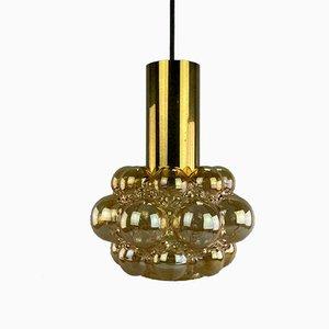 Ceiling Lamp by Helena Tynell for Glashütte Limburg, 1960s