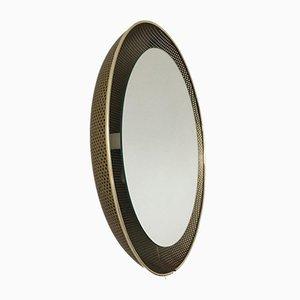 Specchio Mid-Century di Mathieu Matégot per Artimeta, anni '50