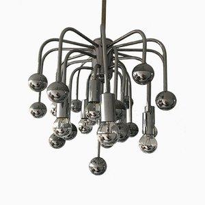 Space Age Sputnik Hanging Lamp, 1960s