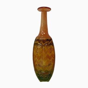 Rio Face Vase by Kjell Engman for Kosta Boda