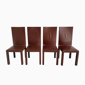 Postmodern Arcadia Chairs by Paolo Piva for B&B Italia, Set of 4