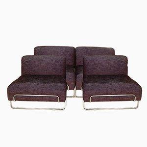 Modulares Italienisches Vier-Sitzer Sofa, 1970er