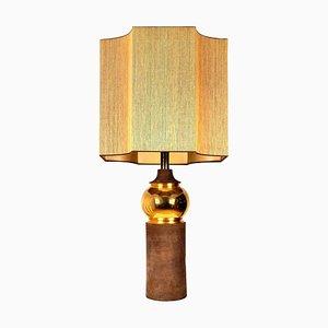 Lampada Bitossi grande con paralume custom di René Houben