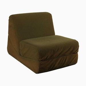 Sedia in tessuto, anni '60