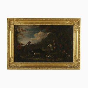 Canvas Francesco Casanova zugeschrieben