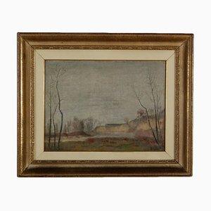 Eso Peluzzi, Landscape Canvas