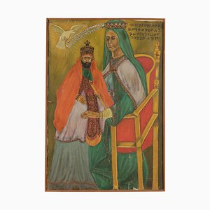 Haile Selassie Blessed di Madonna