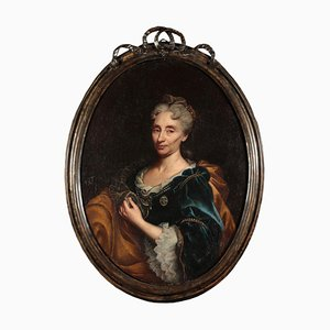 Il Mulinaretto, Bildnis einer Adligen, 18. Jahrhundert