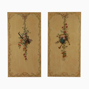 Boiserie Decorative Panels, Italy, 19th Century
