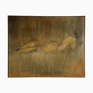 Olio su tela di Giuseppe Ajmone
