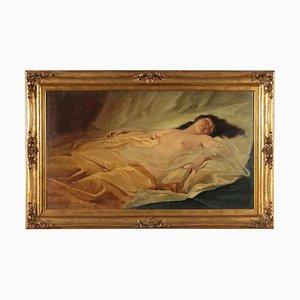 Rodolfo Morgari, Oil on Canvas, 19th Century