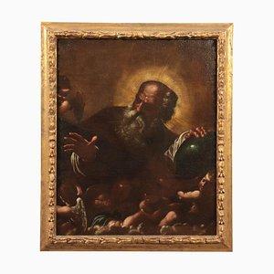 Attribuito a Ferraù Fenzoni, olio su tela, XVII secolo