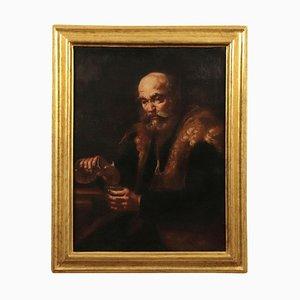 Attribuito a Monsù Bernardo, olio su tela, XVII secolo