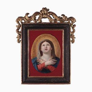 Scopo di Francesco Albani, olio su rame, XVII secolo
