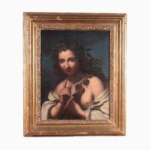 Euterpe Muse, olio su tela, XVIII secolo