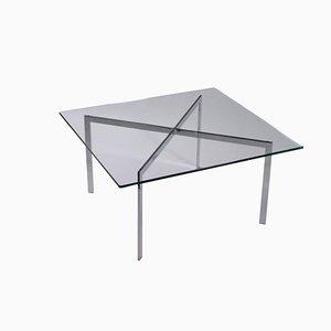 Chromed Metal Table, 1970s