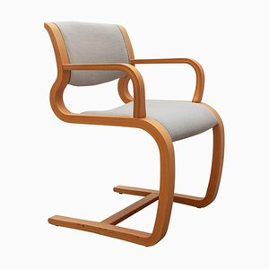 Cantilever Armchair from Magnus Olesen, 1975