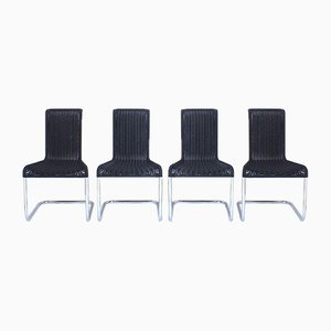 Model B20 Chairs by Axel Bruchhäuser for Tecta, Set of 4