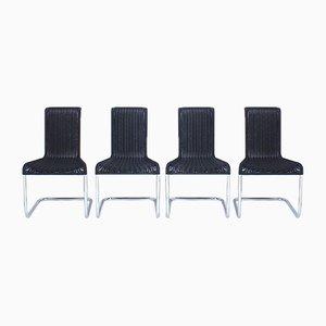 Modell B20 Stühle von Axel Bruchhäuser für Tecta, 4er Set