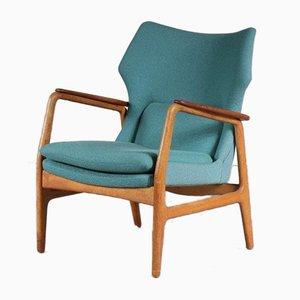 Low Back Chair by Aksel Bender Madsen for Bovenkamp, 1950s
