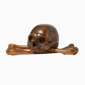 Wooden Skull, Memento Mori