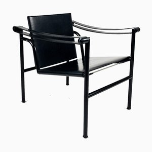 LC1 Armchair by Pierre Jeanneret and Charlotte Perriand for Cassina