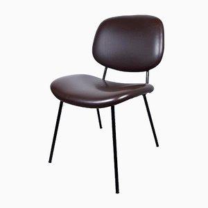 Mid-Century Desk Chair from Olivetti Arredamenti Metallici