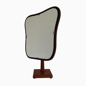 Swedish Modern Table Mirror