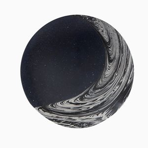 Newton's Bucket Midnight Blue Acrylic Bowl from Silo Studio