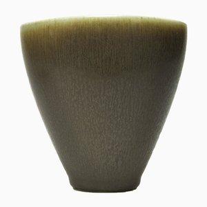 Mid-Century Vase von Per Linnemann-Schmidt für Palshus, 1950er