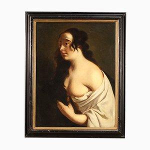 Antike Frauenmalerei, 19. Jahrhundert