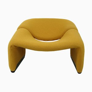 Vintage Modern F598 Groovy Chair by Pierre Paulin for Artifort