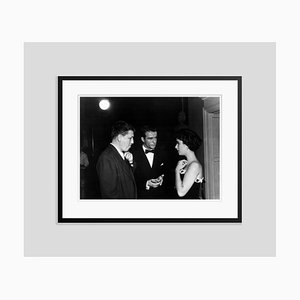 on the Set of Place in the Sun Archival Pigment Print Framed in Black by Everett Collection