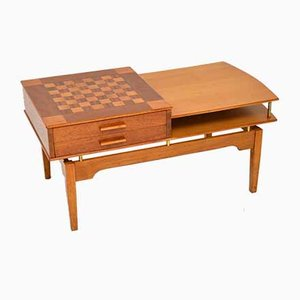 Vintage Game Table, 1960s