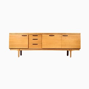 Teak & Afromosia Sideboard from Greaves & Thomas, 1960s